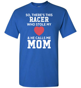 A Racer She Calls Me Mom