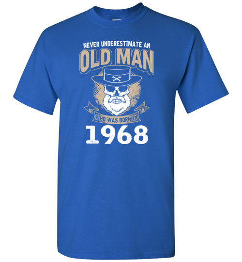 1968 Old Man Birth Year Gift
