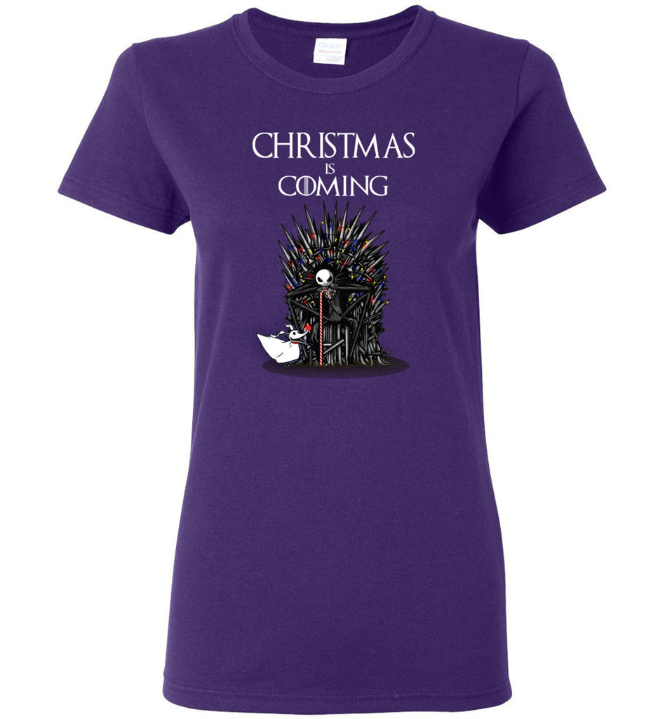 Christmas is coming, The Nightmare Before Christmas, Game of Throne ...