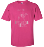 Bedlington Terrier T-Shirt - Funny Dog Lover Shirt - Shirt