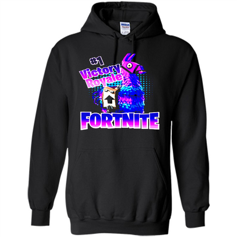 #1 Victory Royale Fortnite Shirt - Pullover Hoodie