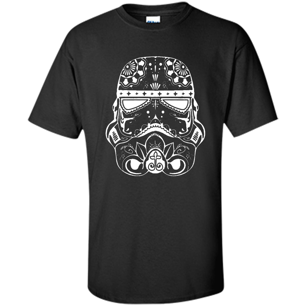 Cover your body with amazing Star Wars - Stormtrooper Sugar Skull - T-Shirt