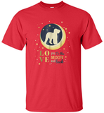 Bedlington Terrier Love Gift Dog T-Shirt - Shirt