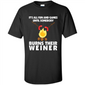 Camping Shirt Funny Family Campfire Fire Weiner - T-Shirt
