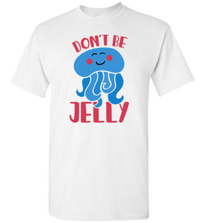 Don't be jelly jellyfish