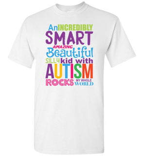 An Incredibly Smart Amazing Beautiful Silly Kid With Autism