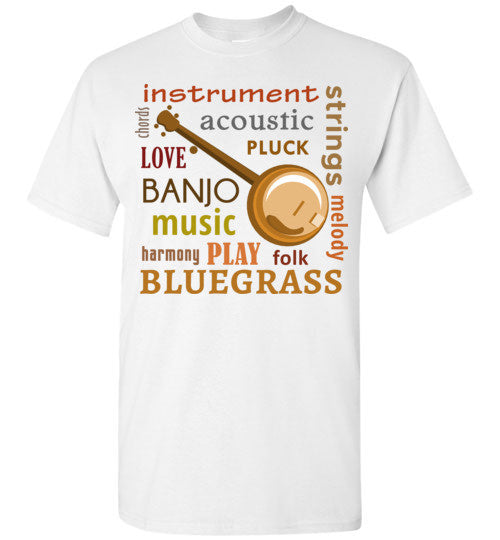 Banjo Words