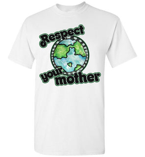 Respect your Mother Earth Day