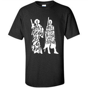 Cover your body with amazing STAR WARS - Stick Together - T-Shirt