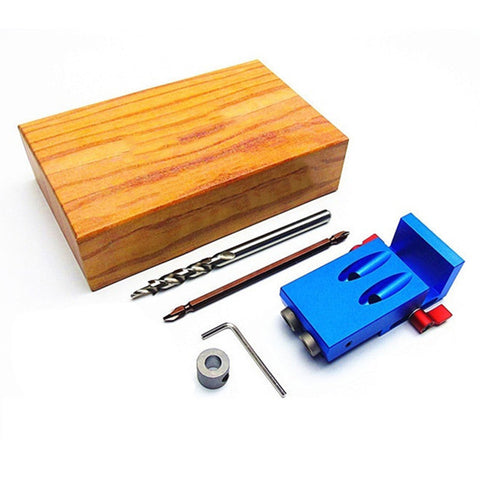 Pocket Hole Jig System
