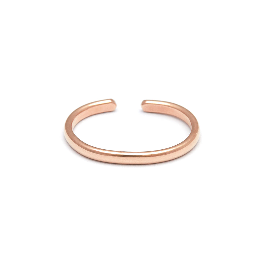 Earcuff 001 | 14K rose gold | Single