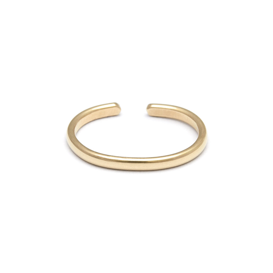 Earcuff 001 | 14K Yellow Gold | Single
