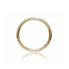 "3/8"" plain clicker ring 