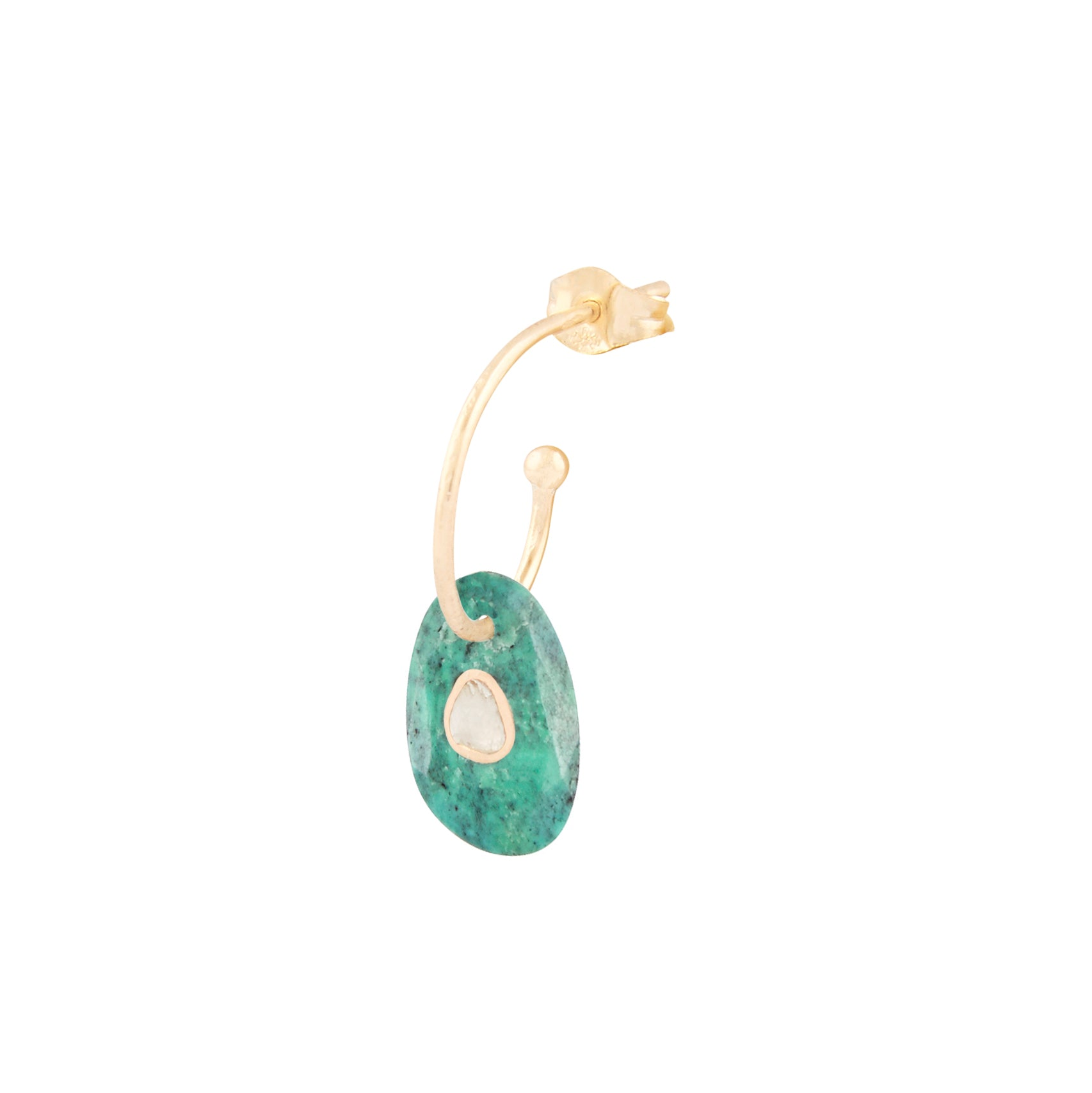 orso earring turquoise