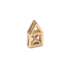 'La Casa' by Ina Beissner | 14K Yellow Gold