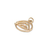 'Midnight Kiss' by Kelly Palmer | 14K Yellow Gold