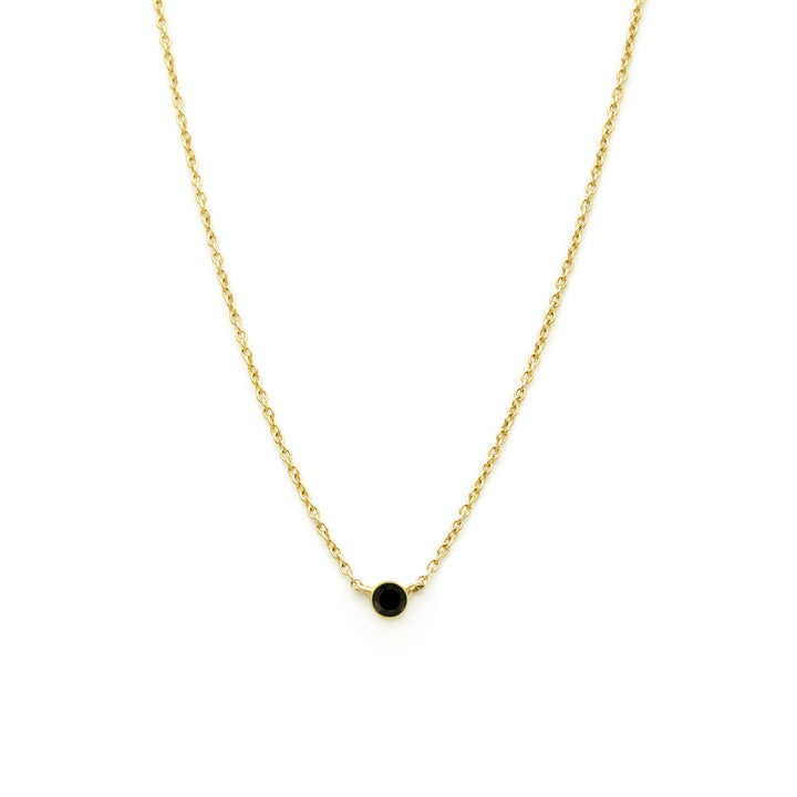 necklace 001 black