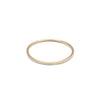 Ring 001 | 14K Yellow Gold