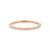 Ring 002 | 14K Rose Gold & diamonds