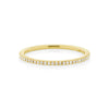 Ring 002 | 14K Yellow Gold & diamonds
