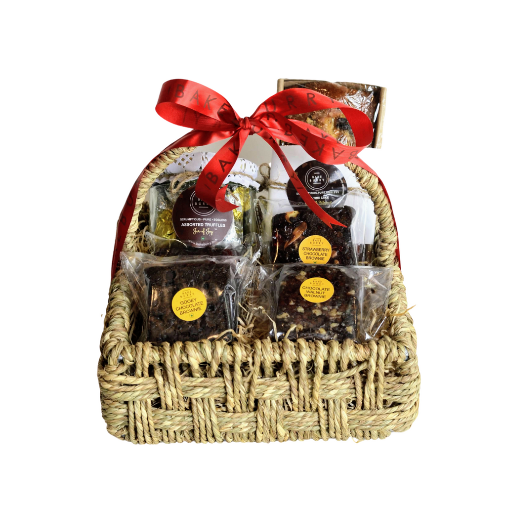 Basket of Joy-Gift Basket-BAKEBURRY