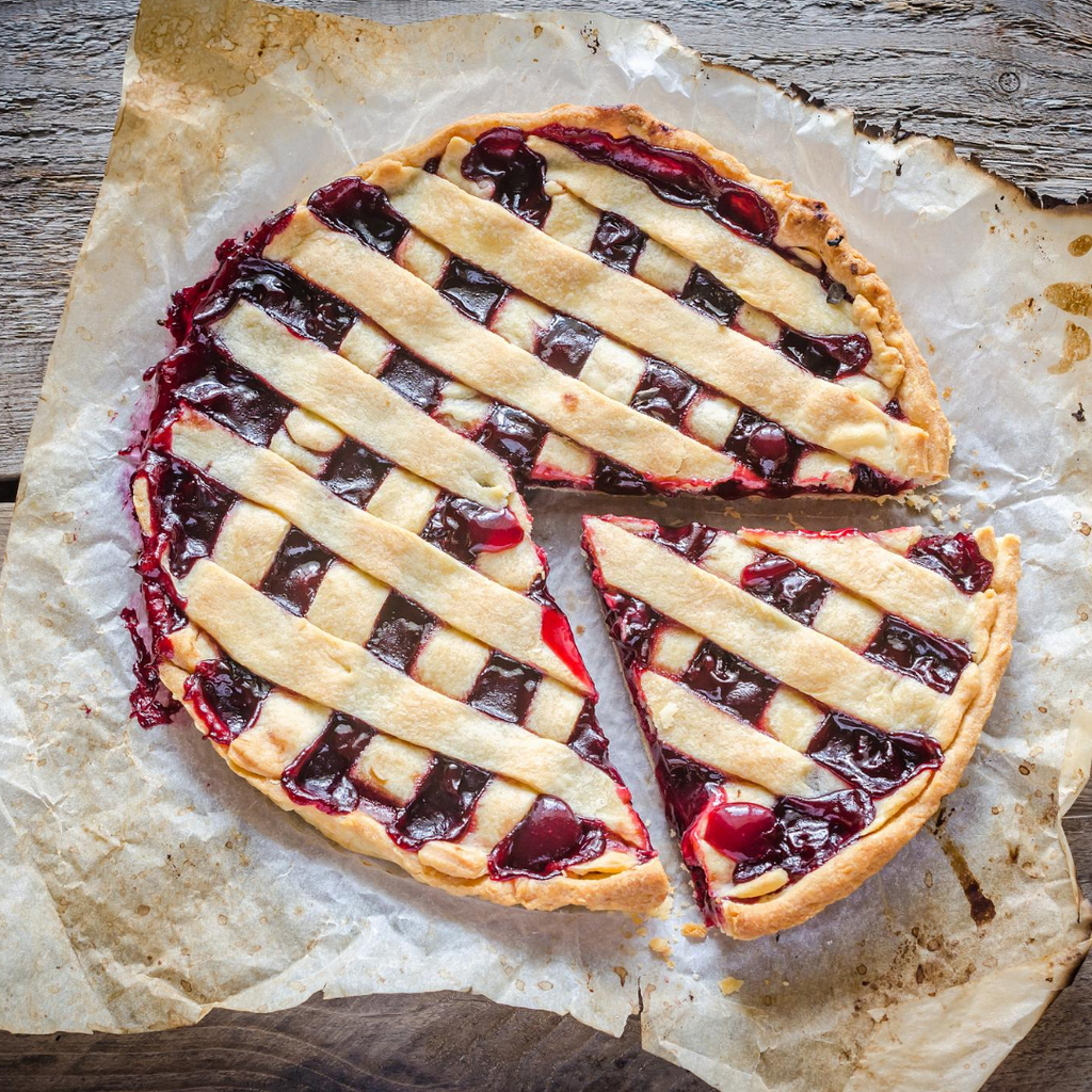 Triple Berry Pie-Pie-BAKEBURRY