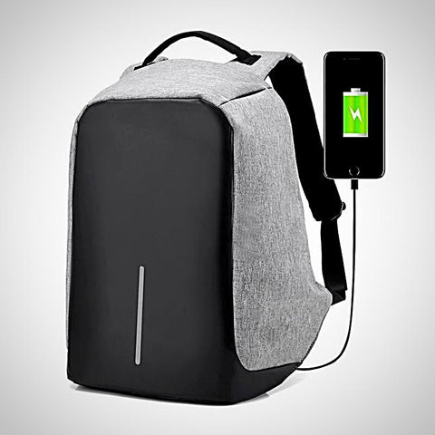ANTI-THEFT USB CHARGE BACKPACK [50% OFF ]