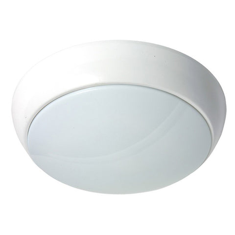 Polo 28 Watt 2D High Frequency IP44 Circular Luminaire c/w Microwave Occupancy Sensor