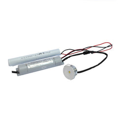 3 Watt LED Non Maintained White Downlight Kit