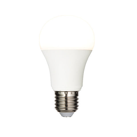 9.2W E27 LED GLS Dimmable Lamp - Warm White Opal