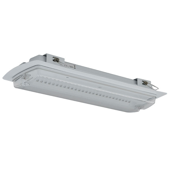 Semi recessing kit for agled3m bulkhead emergency lighting direct semi recessing kit for agled3m bulkhead mozeypictures Image collections