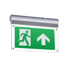 LED Wall/Ceiling Mount Double Sided Legend Exit Sign