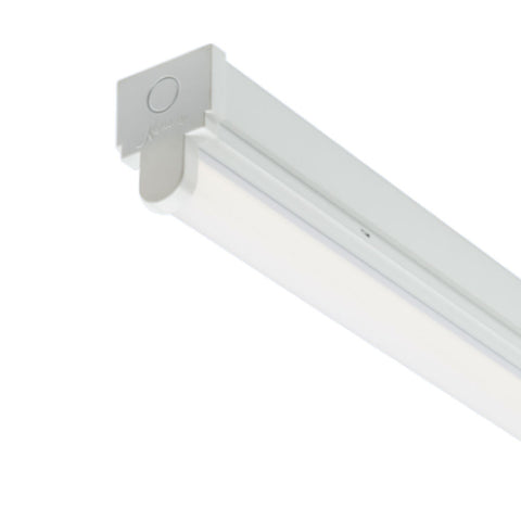 30W 6ft Emergency Single LED Batten
