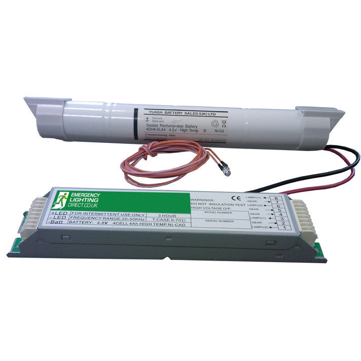 36W T8/CFL 5 Pole Emergency Lighting Conversion Kit