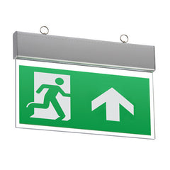 LED Suspended NM3/M3 Emergency Exit Sign