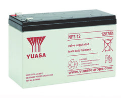 12 Volt 7Ah Sealed Lead Acid Battery