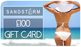 Sandstorm Luxury - £100 Gift Card