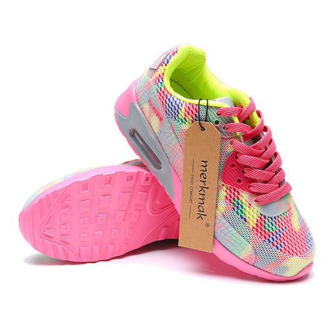 Gorgeous colours, fabulous fit - Mermak sneakers/training shoes