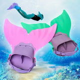 Monofin Mermaid Flippers for children and young adults!