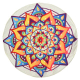 Sandstorm Luxury Boho Mandala Beach Throw - Yoga Mat