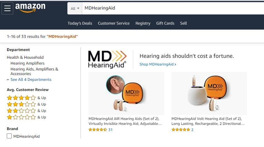 What is MD hearing aids? Reviews, pricing, alternatives