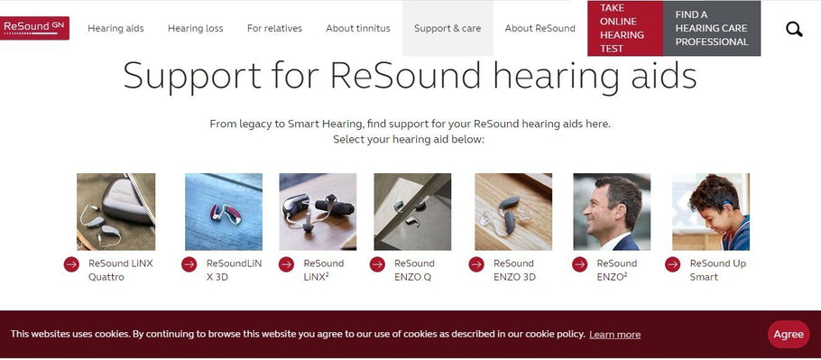What is ReSound Hearing Aids?