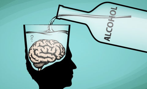 Alcohol makes us make idiotic decisions that are bad for our ears