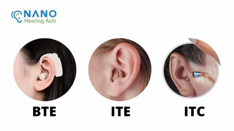 Types of Hearing Aids for Tinnitus