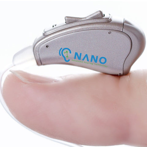 (Buy 1 Get 1 FREE - Sale Ends Tonight) Buy 1 Nano SX2000 Hearing Aid Get the Second Ear FREE. Get an Entire Pair Of The Latest Hearing Technology for Only $697!