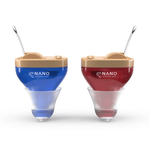 🔥 SALE! Buy 1 Nano CIC Hearing Aid, Get the Second Ear FREE! Get an Entire Pair for Only $597! Includes FREE 6-Month Supply of Batteries Worth $50!