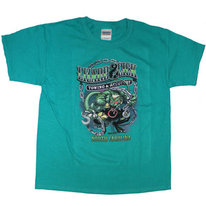 Kids Short Sleeve Jade T-Shirt