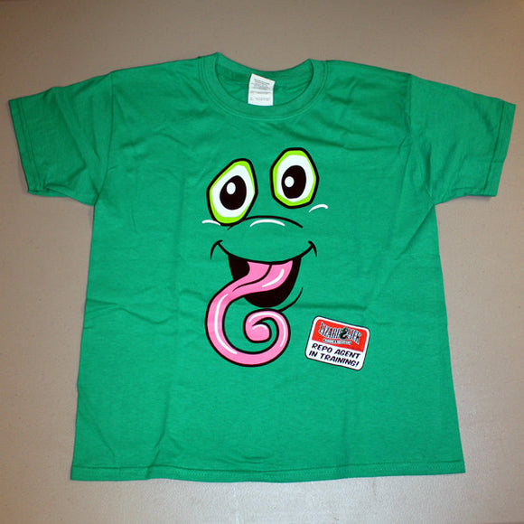 Silly Face Kid T-Shirt
