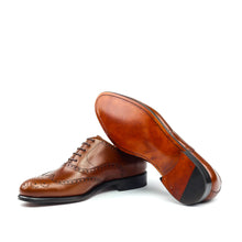 Bond & Carnaby Bond St Brogue wingtip