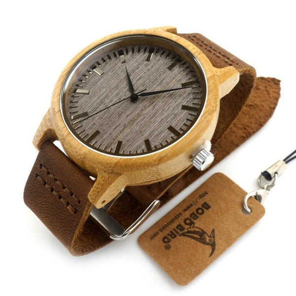 Watches - BOBO BIRD A18